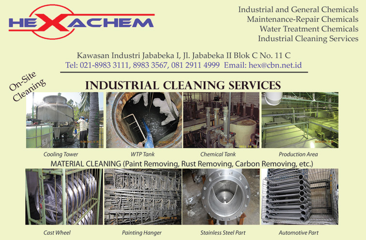 Hexa c hem - chemicals, industrial cleaning services, water treatment ...